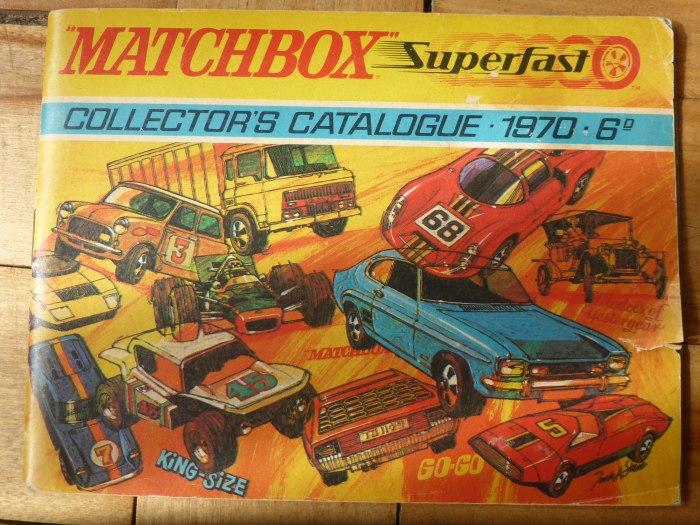 Matchbox Catalogue 1970